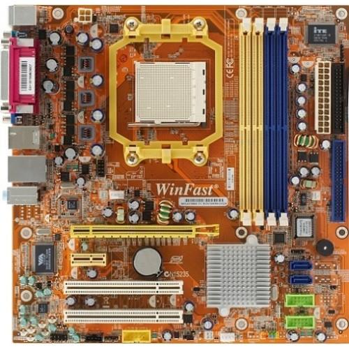 Материнская плата Foxconn N570SM2AA-8EKRS2H /Socket AM2/4xDDR2/ATX