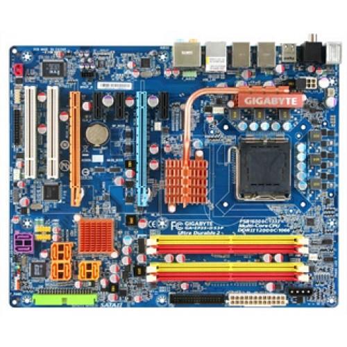 Материнская плата GIGABYTE GA-EP35-DS3P (rev. 2.1)) /Socket 775/4xDDR2/ATX