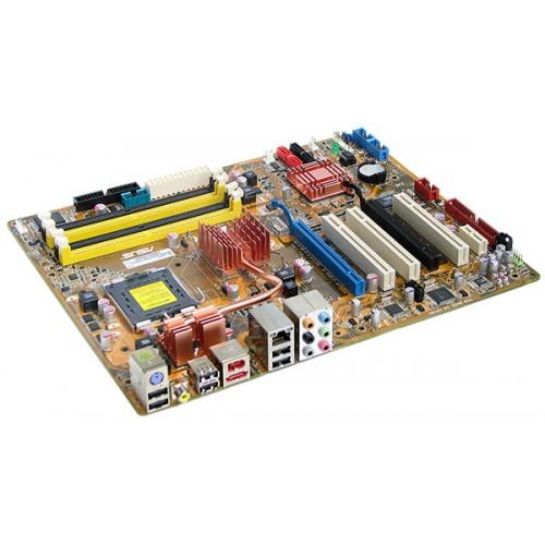 Материнская плата Asus P5K  /Socket 775/4xDDR2/ATX