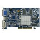 Видеокарта GIGABYTE Radeon 9250 240Mhz AGP 128Mb 400Mhz 64 bit TV